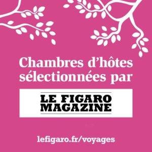 LE FIGARO MAGAZINE - Chambres d'hôtes - Voyage